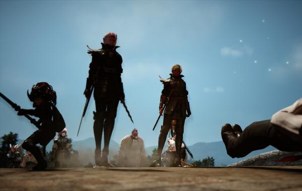 黒い砂漠 第二次騎士団撮影会17