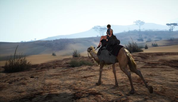 黒い砂漠 ソーサレス バレンシア砂漠