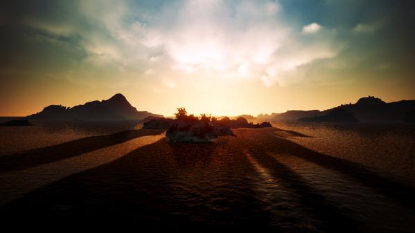 黒い砂漠 パラタマ島 ウェイタ島
