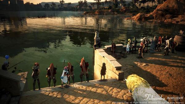 黒い砂漠 テルミアンウォーターパーク2019 釣りイベント