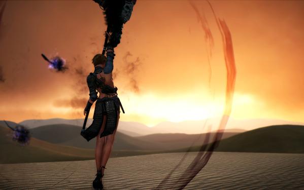 BlackDesertOnline Sorceress ルミーク