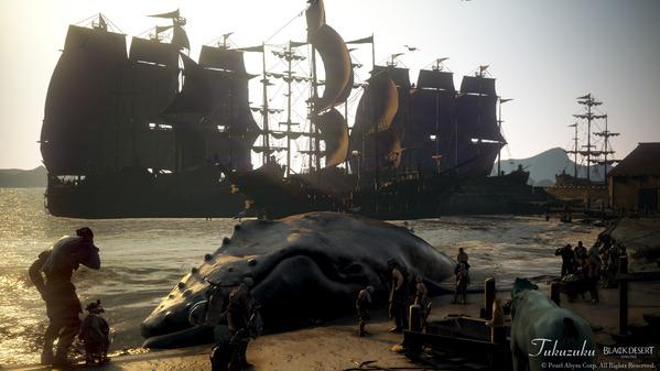 黒い砂漠 海賊エモツアー03