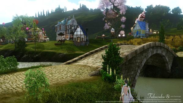 ArcheAge 住宅地