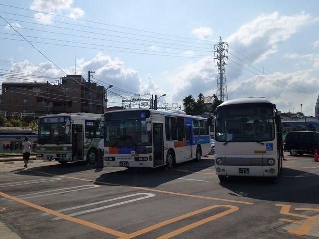 相鉄バス ファミリー ファン感謝デー 2013 今日は、二俣川で『相鉄バス ファミリー ファン感