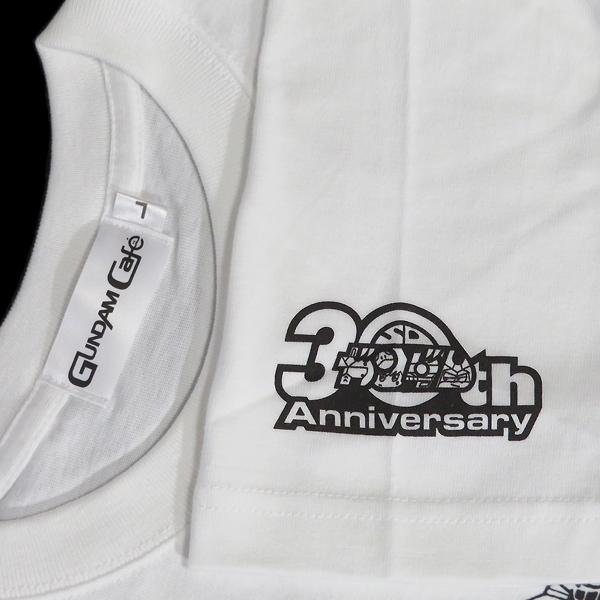 ガンダムカフェ sdガンダム30th tシャツ01