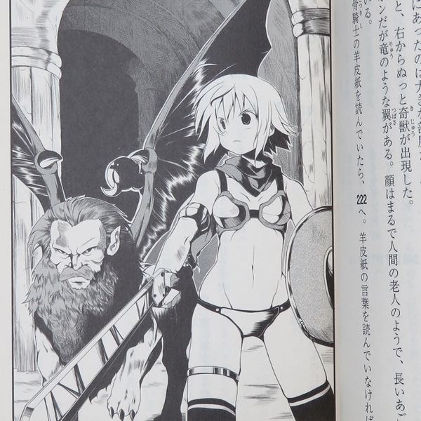 hobby japan deathtrap dungeon03