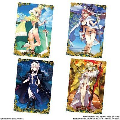 Fate Grand Order ウエハース4 仮