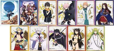 Fate Grand Order 絶対魔獣戦線バビロニア スリーブ 20200501