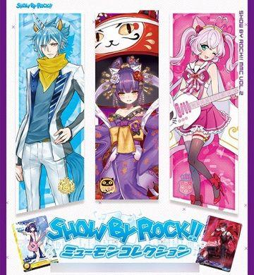 SHOW BY ROCK!! ミューモンコレクション Vol02