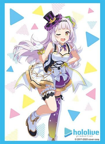 紫咲シオン ノンストップ・ストーリー スリーブ 20210827