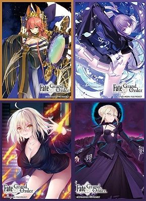 Lycee Overture Ver Fate Grand Order スリーブ 20190426