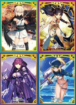 Fate Grand Order スリーブ 20201114