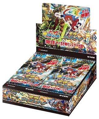 神バディファイト BT第1弾 闘神ガルガンチュア 20180705