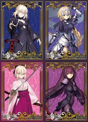ブロッコリーキャラクタースリーブ PG Fate Grand Order 20190223