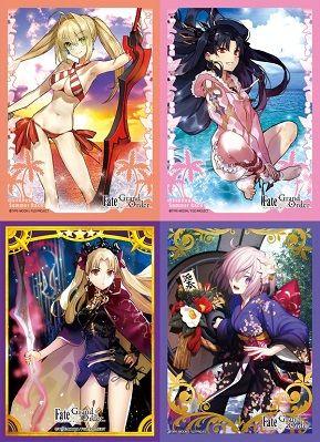 ブロッコリーキャラクタースリーブ Fate Grand Order 20190223