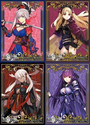 キャラクタースリーブ PG Fate Grand Order 20201212