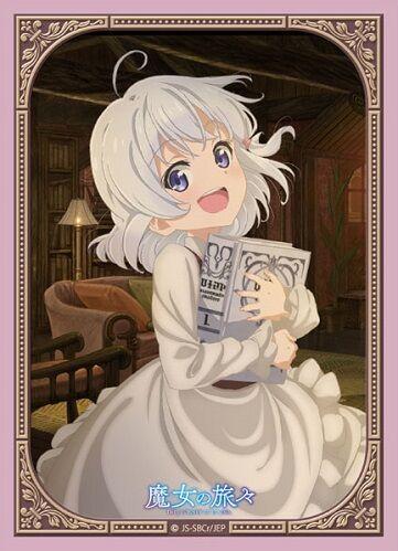 魔女の旅々 イレイナ 子供Ver キャラクタースリーブ 20210130