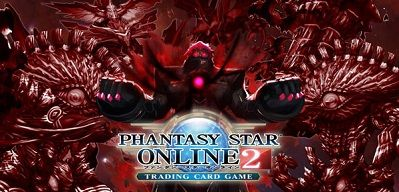 PHANTASY STAR ONLINE 2 TRADING CARD GAME BOOSTER Vol 1-3
