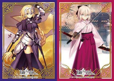 ブロッコリーキャラクタースリーブ・ミニ Fate Grand Order 20180623