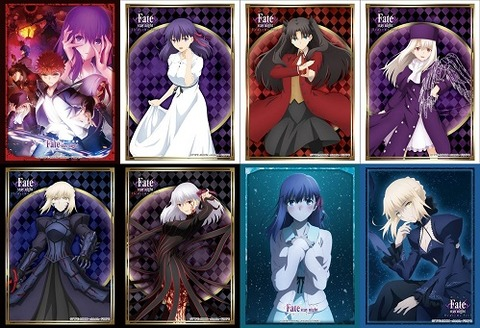Fate stay night [Heaven's Feel] スリーブ 20201218