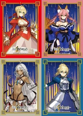 Fate EXTELLA スリーブ 20181110