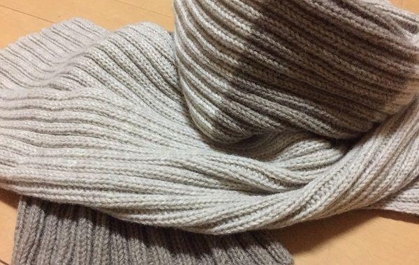 目 作り 目 二 編み ゴム