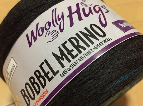 Woolly Hugs 「BOBBEL MERINO(ボッベルメリノ)」