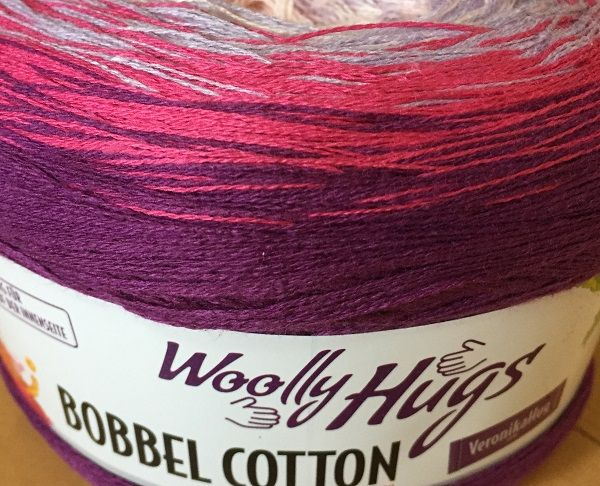 Woolly Hugs 「BOBBEL COTTON(ボッベルコットン)」