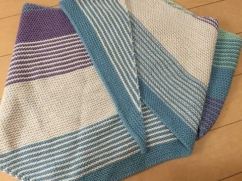 Tailwindの春夏糸ショール