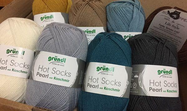 Firma Max Grundl「Hot Socks」