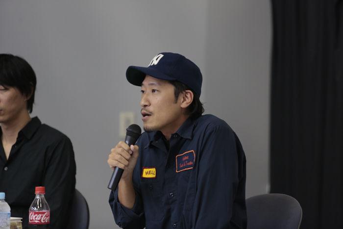原芳市氏、元田敬三氏公演会 : V...