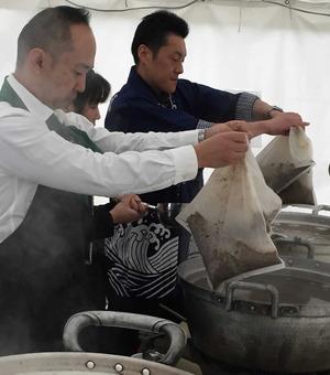 171118京野菜フェス1