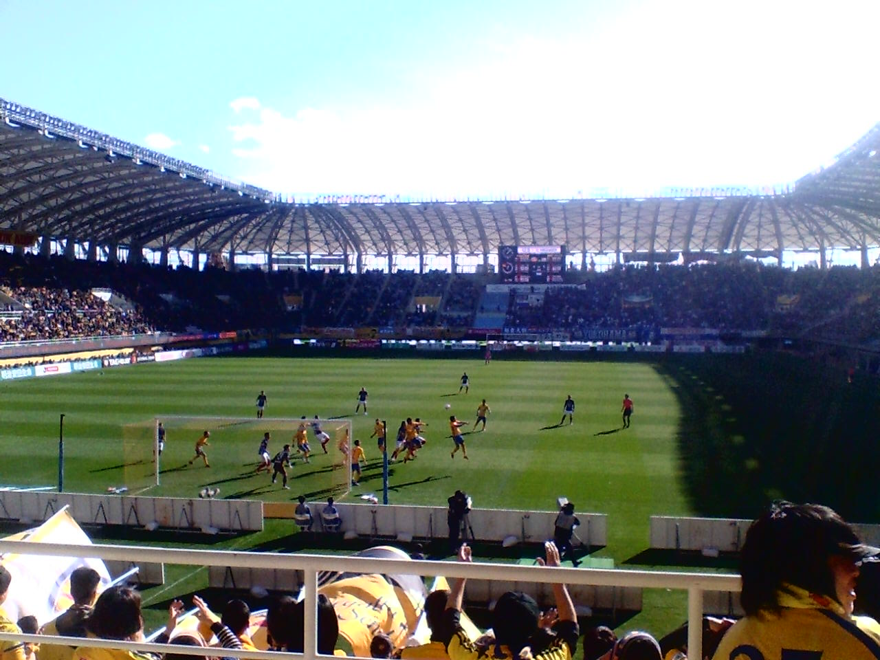 横浜M×仙台