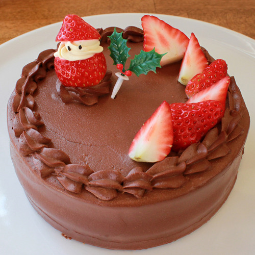 チョコレートケーキ2016-1