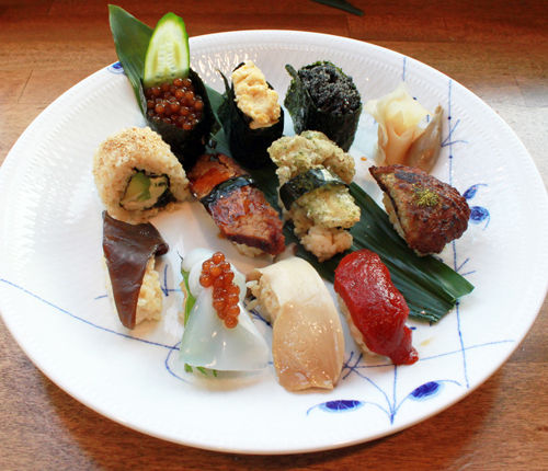海鮮寿司2-1