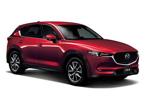 マツダ、SUV「CX-5」商品改良 2.5リッターガソリンターボを国内初導入、2.2リッターディーゼルに6速MT追加 お値段257~388万円