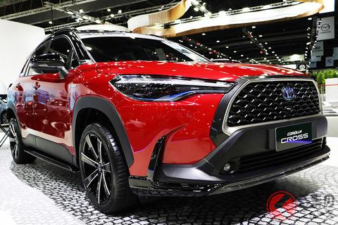 トヨタ新型SUV「カローラクロス」、8/21より先行受注開始。199万円から