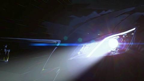 最近の軽自動車はヘッドライトが眩しいのですか?