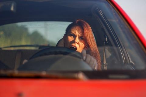 運転の時だけ性格変わる