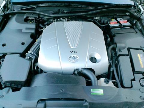 V6 3500エンジンの車