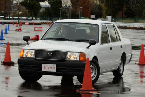 運転免許試験の技能試験