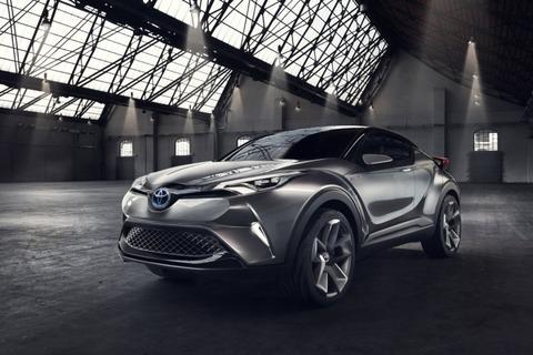 Toyota-C-HR-Concept