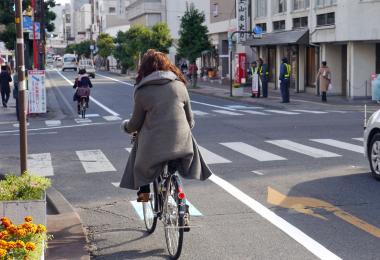 自転車は車道を走るな