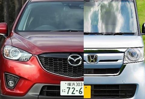 「新車の軽自動車」と「中古の型落ち普通車」