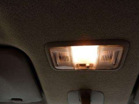 車のルームランプ