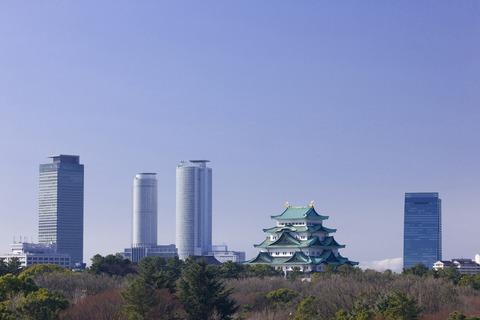 鎌倉から名古屋まで