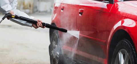 海ぎわの会社に通勤してるんだけど、どうにか車の塩害を防ぎたい・・・・