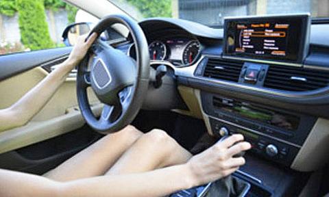 drive-woman