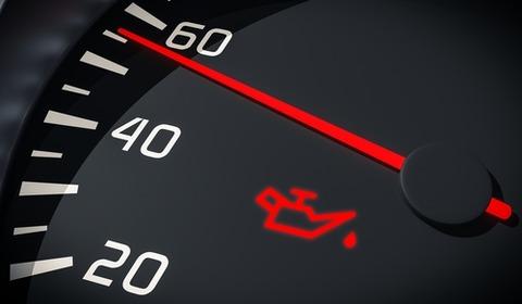 【緊急】車のオイルランプ警告灯というのがさっきブレーキ踏んだら3秒くらい光ったんだが