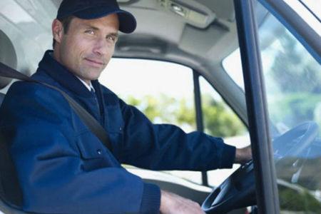 トラックドライバー